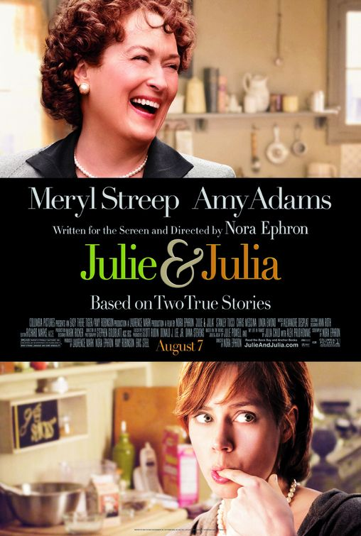 Julie's Julia: The Ideal Housewife – Re/Visionist