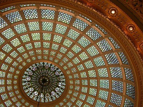 Tiffany dome-small