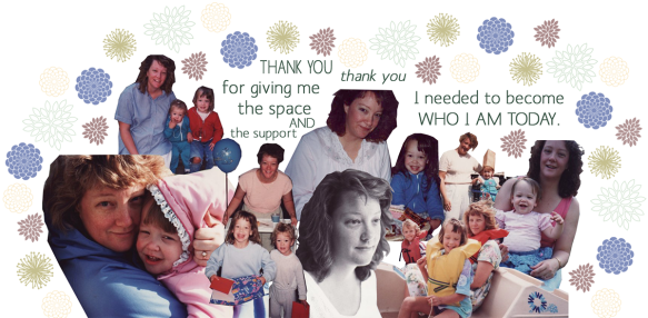 Thank a Feminist Collage