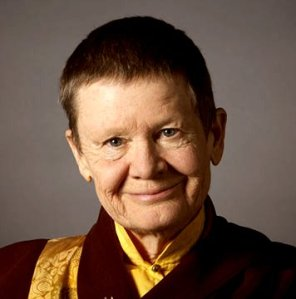 Pema Chödrön was born Deirdre Blomfield-Brown in 1936, in New York City